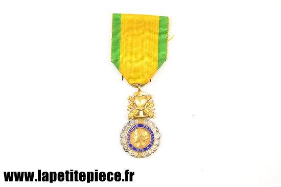 Médaille commemorative 1870 / Valeur et discipline