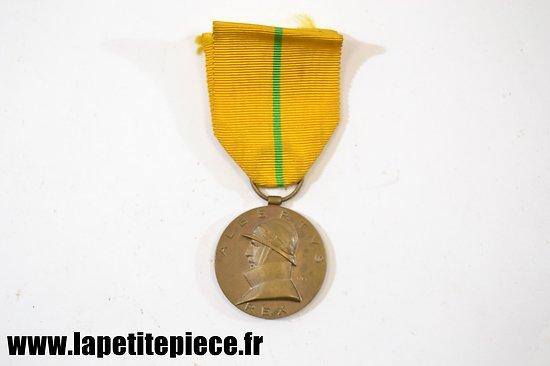 Médaille Belge commorative 1909 - 1934