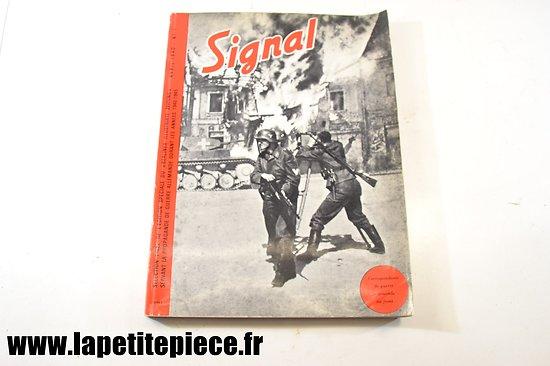 Signal, réédition Française, tome 1