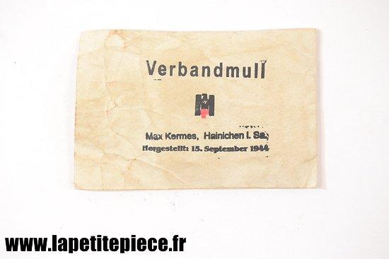 Gaze / Verbandmull 1944