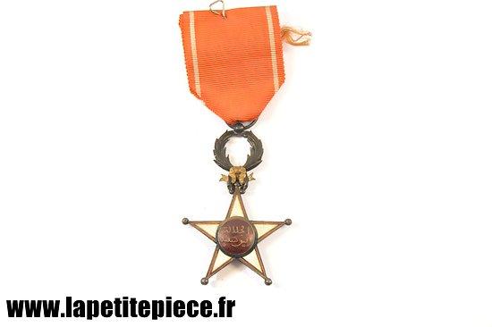 Ordre de chevalier de Ouissam Alaouite du Maroc, Deuxième Guerre Mondiale
