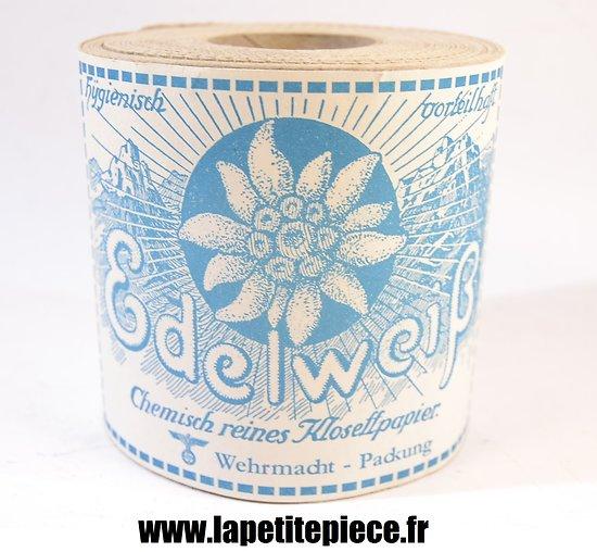 Papier toilette Allemand Deuxième Guerre Mondiale