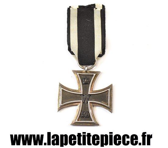Croix de fer 2e classe 1914