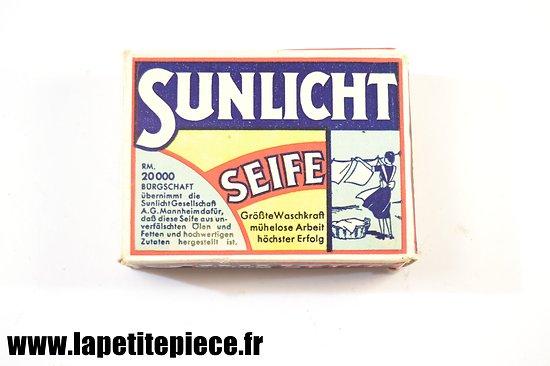 Savon à linge Allemand Sunlicht Seife