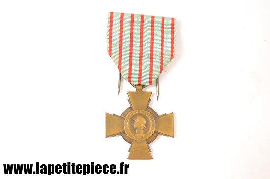 Croix du combattant 1939 - 1945