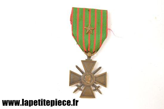 Croix de Guerre 1914 - 1915 / France Première Guerre Mondiale