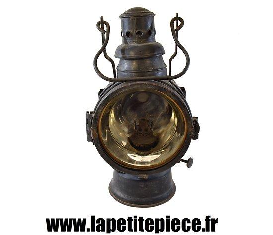 Lanterne de signalisation 1942 Gare de Sedan (Ardennes)
