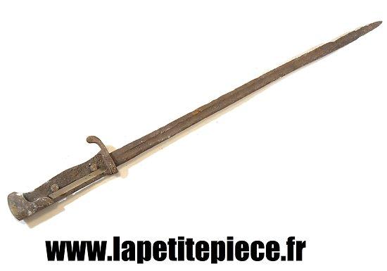 Baionnette Mauser G98 / 1898 - pièce de terrain