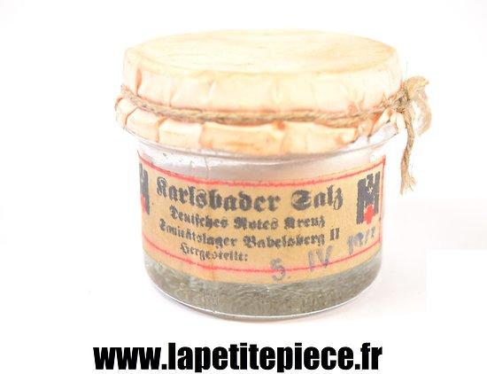 Karlsbader Salz -Deutsches Rotes Kreuz 1943
