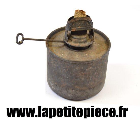 Réservoir / bobèche de lampe à pétrole américaine ADLAKE