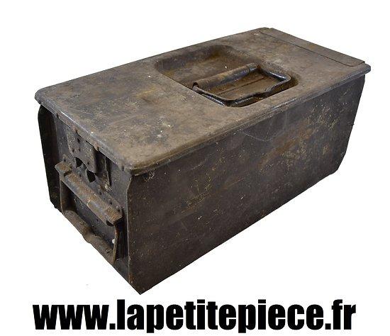 Caisse à munitions Allemande MG 08-15