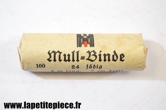 Mull-Binde 7cm D.R.K. 1943
