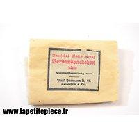 Bande de coton Verbandpäckchen Klein DRK