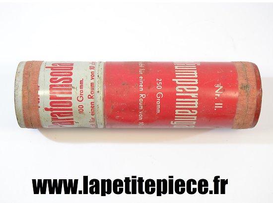 Produit de décontamination des masques à gaz - Paraformsoda-Kaliumpermanganat