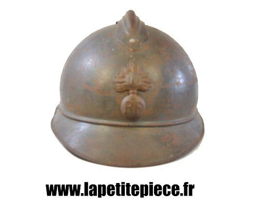 Casque Adrian modèle 1915 - Infanterie