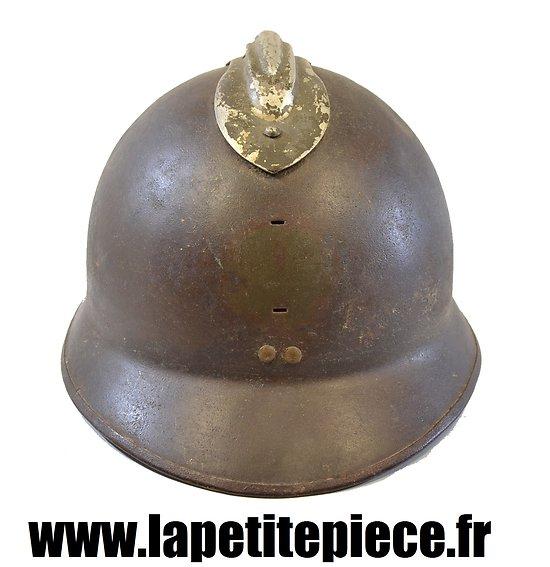 Casque Français modèle 1926 incomplet