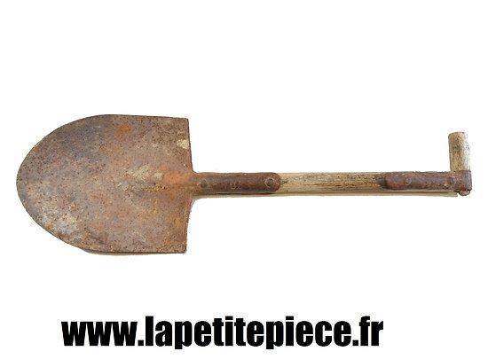 Pelle US Première Guerre Mondiale. Shovel intrenching M-1910
