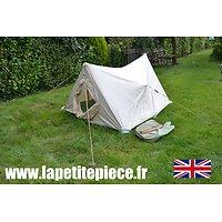 Tente Anglaise biplaces H&S Ltd 1942