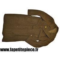 Overcoat Wool Melton OD M-1939 - US 1943