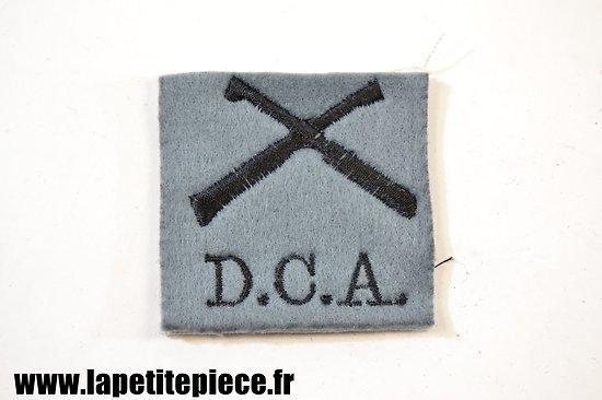 Repro insigne / attribut de manche D.C.A. - défense contre avions