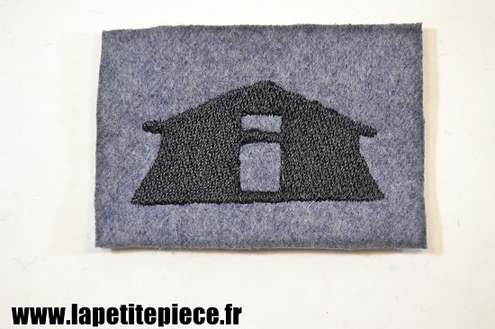 Repro insigne / attribut de manche Monteur de baraquements