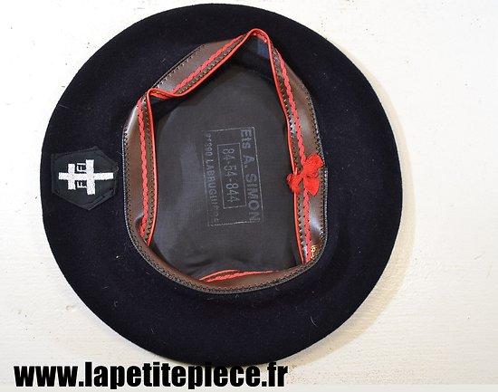 Copie de beret FFI  (Simon - Labruguiere) taille 59