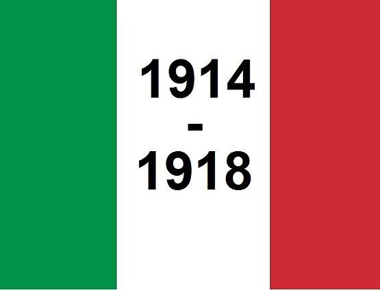 ITALIE WW1