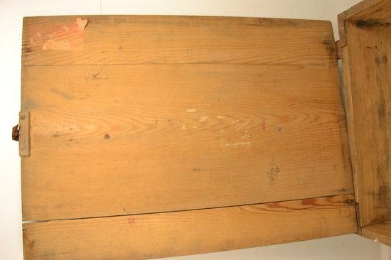 caisse en bois pour munitions allemande premi re guerre mondiale patronen s 1918 ww1 mauser g98. Black Bedroom Furniture Sets. Home Design Ideas