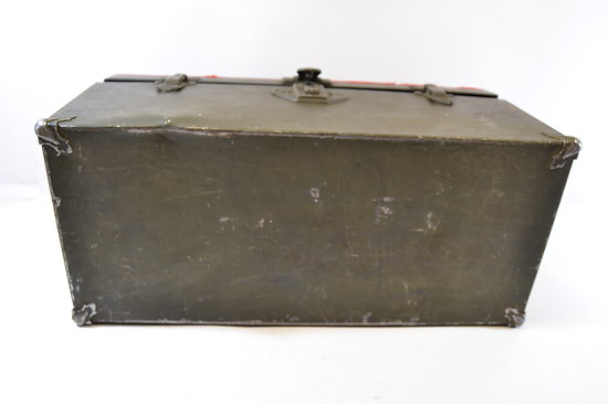 Caisse outils am ricaine pour mitrailleuse calibre 50 browning 50 m2 - Petite caisse a outil ...