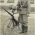 Support de Gewehr 98 pour vélo Allemand WW1