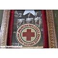 Repro cadre souvenir American Red Cross Military Welfare Service
