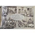 Livres propagande Allemande Album de la Guerre 1915 - Première Guerre Mondiale