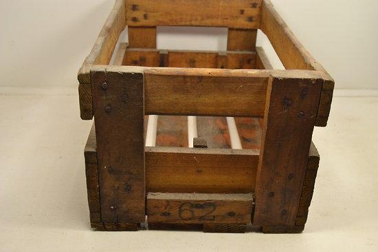 caisse en bois pour bi res poque ww1 ou ww2 setz brau allemand. Black Bedroom Furniture Sets. Home Design Ideas