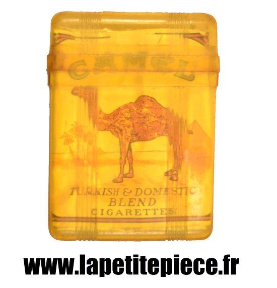 boite tui pour paquet de cigarettes avec paquet camel. Black Bedroom Furniture Sets. Home Design Ideas
