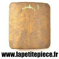 Boucle de ceinturon Français modèle 1845 HOULET