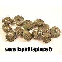 Bouton 16,5mm Infirmiers Militaires. France