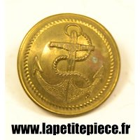 Bouton 23mm Marine 19eme France