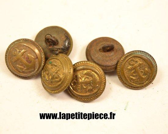 Bouton 14mm Marine France