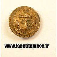 Bouton 18mm marine France