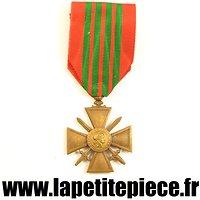 Croix du combattant 1939. France WW2.