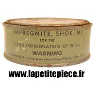Impregnite shoe M1. US WW2
