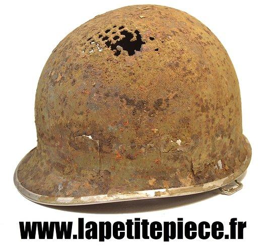 Coque de casque américain M1 US WW2