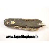 Couteau de poche Français Première Guerre Mondiale.