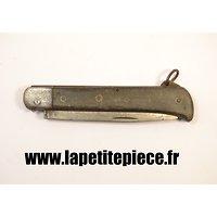Couteau de poche époque Première Guerre Mondiale