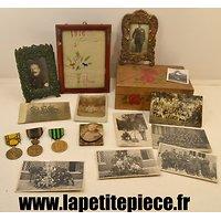 Souvenirs Prisonniers de Guerre Belges, Première et Deuxième Guerre Mondiale