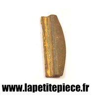 Crochet pour boucle de ceinturon Française modèle 1845