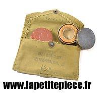 Gas mask waterproofing kit M1. US WW2