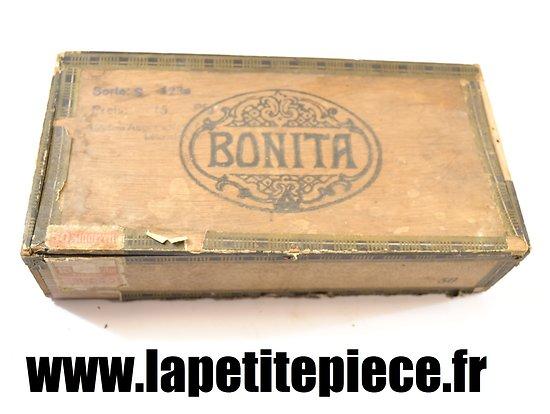 Boite de cigares BONITA