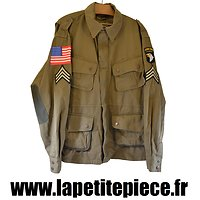 Reproduction veste de saut américaine 1943