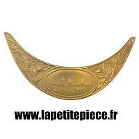 Plaque de casque Adrian SOLDAT DE LA GRANDE GUERRE 1914 - 1918